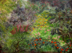 Cosmic Garden, by F.T. McKinstry