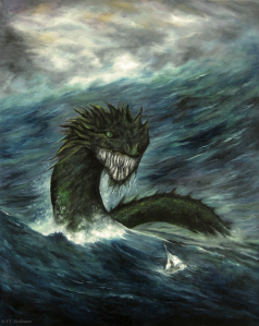 Mistress of the Sea, by F.T. McKinstry