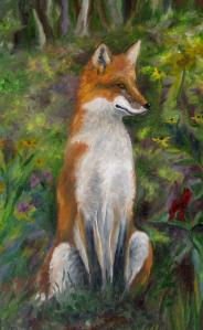 Red Fox, by F.T. McKinstry