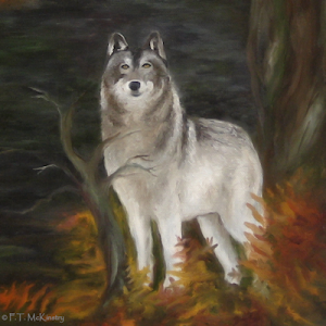 Gray Wolf, by F.T. McKinstry