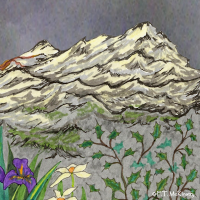 Mountains, by F.T. McKinstry