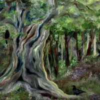 The Om Tree, by F.T. McKinstry