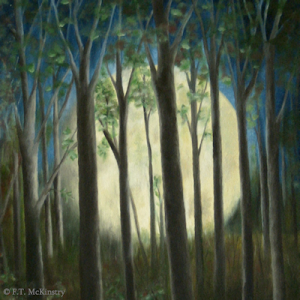 Moonrise, by F.T. McKinstry
