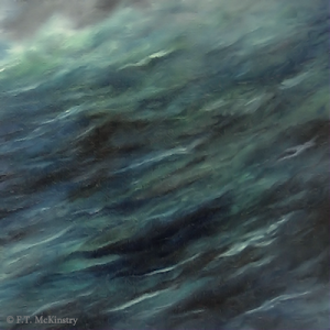 The Sea, by F.T. McKinstry