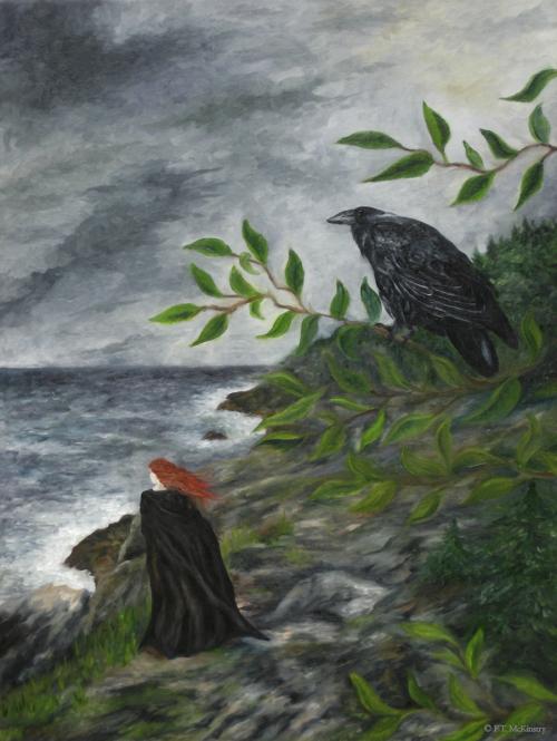 Rhinne and Nightshade, by F.T. McKinstry