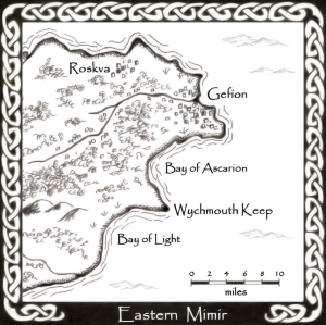 Eastern Mimir,  by F.T. McKinstry