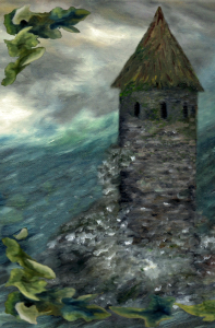 Tower in Sea, by F.T. McKinstry