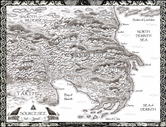 Ealiron: Sourcesee, by F.T. McKinstry