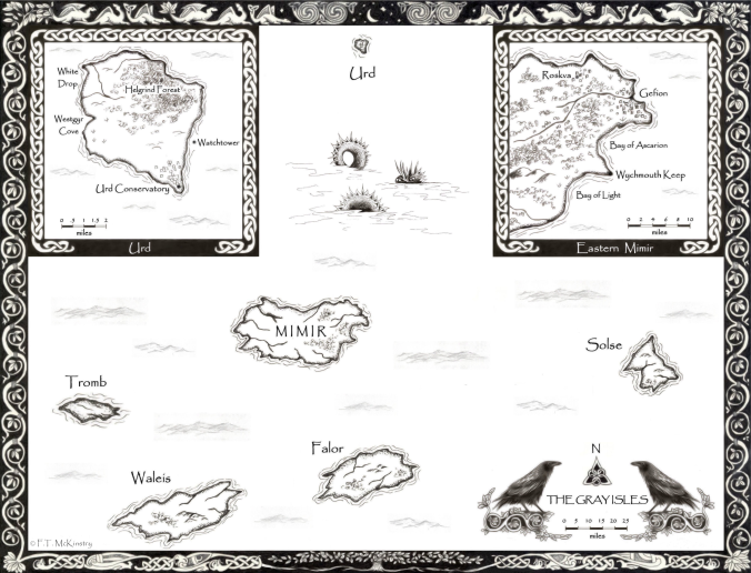 The Gray Isles, by F.T. McKinstry