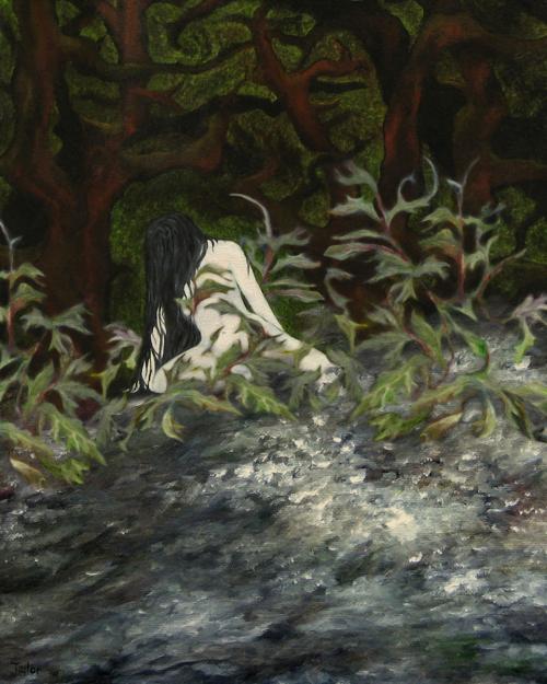 The Warlock's Spell, by F.T. McKinstry