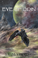 Cover Art, The Eye of Odin