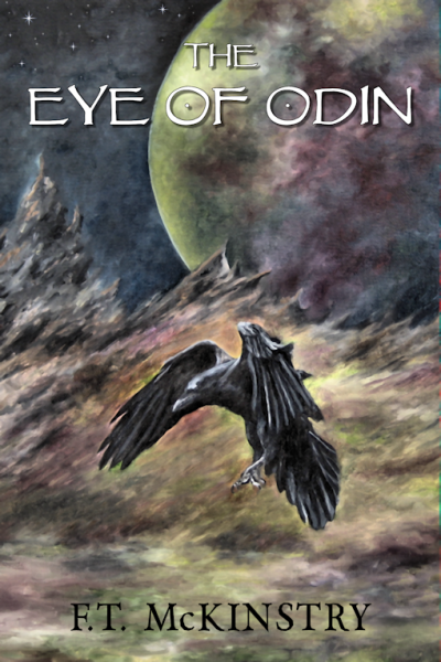 Eye of Odin, Cover Art