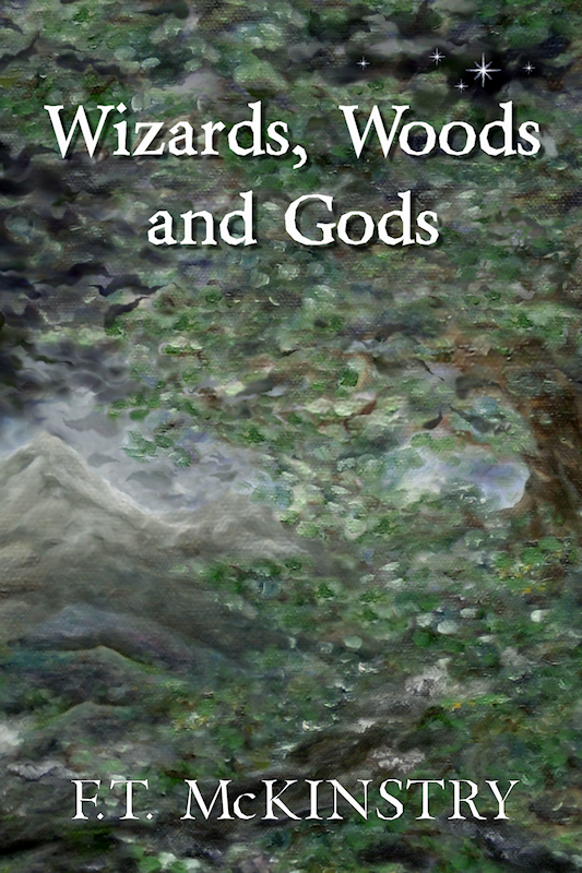 Wizards, Woods and Gods, Cover Art