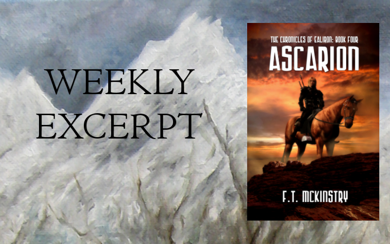 Weekly Excerpt: Ascarion