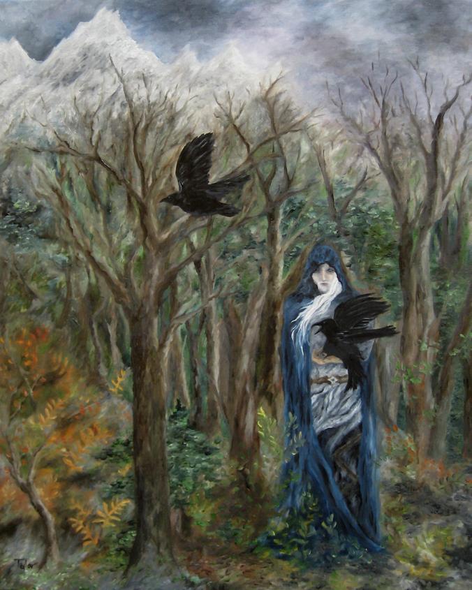 The Raven God