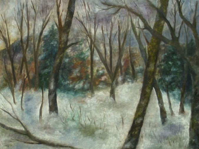 December on Cooper Hill