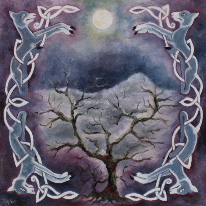 Winter Light, by F.T. McKinstry