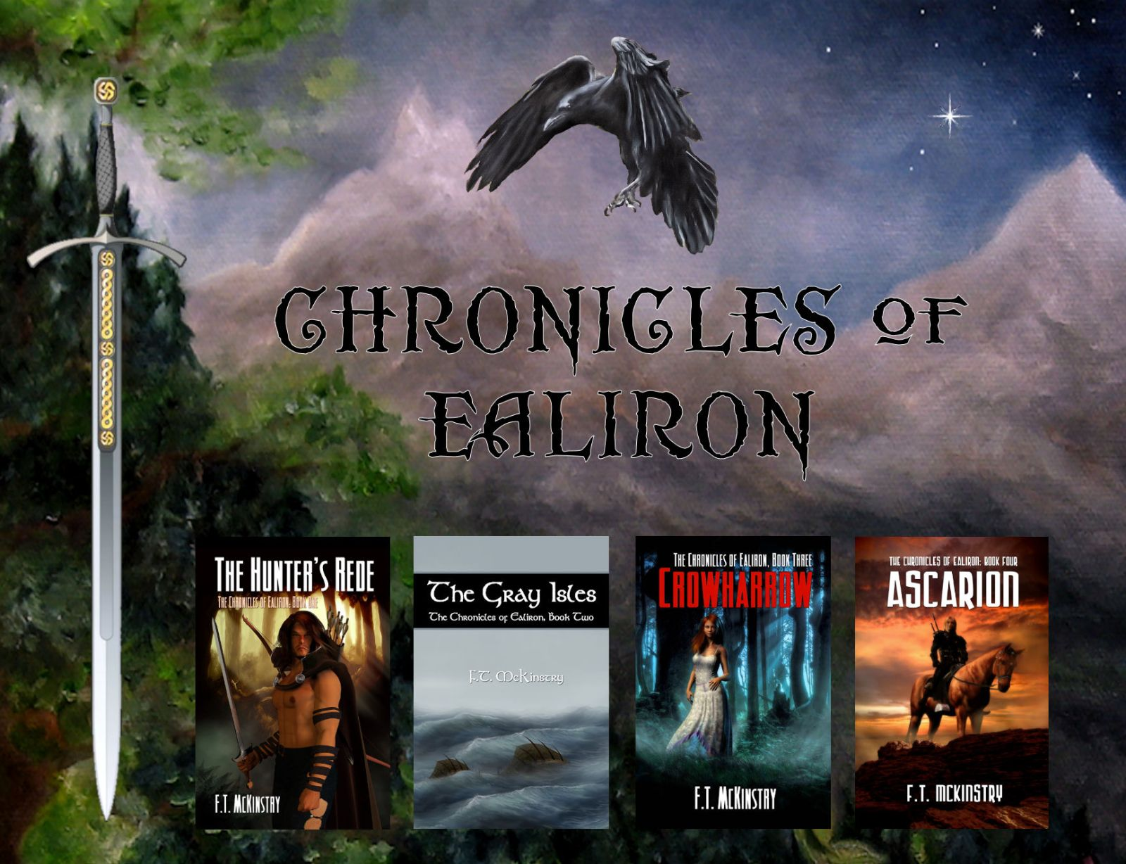 Chronicles of Ealiron, by F.T. McKinstry