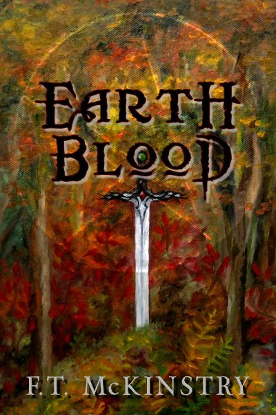 Earth Blood Cover Art