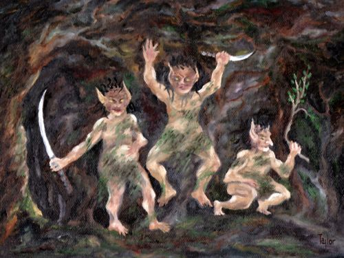 Goblins of Wyrvith Forest