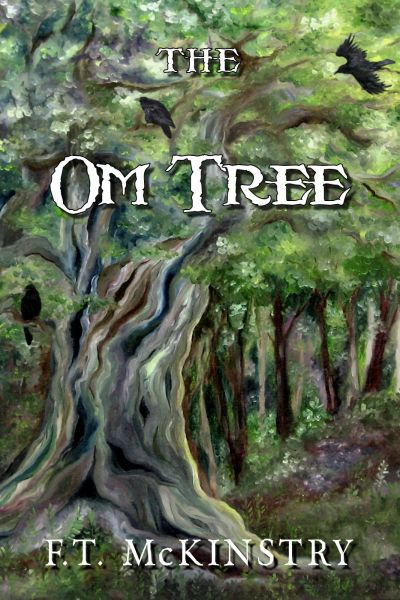 The Om Tree, Cover Art