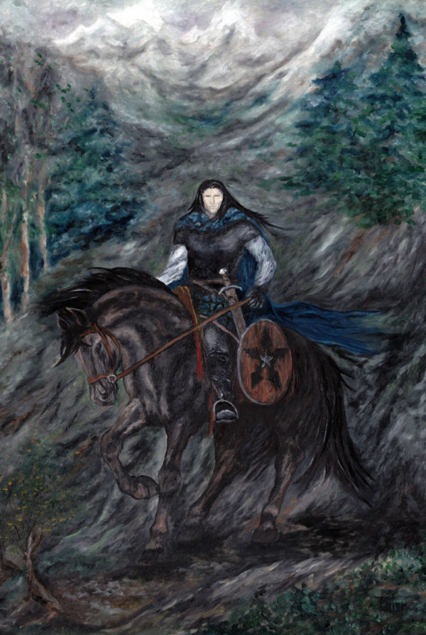 New Artwork: Ranger of the North Branch