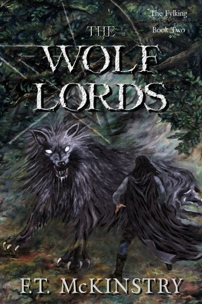 The Wolf Lords Cover Art