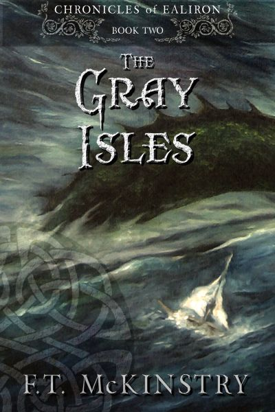 The Gray Isles Cover Art