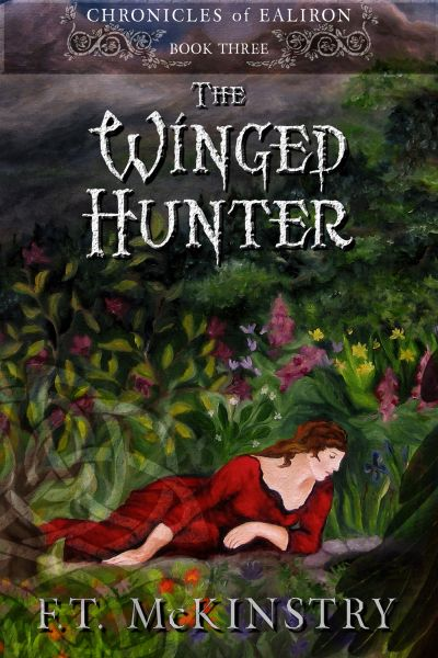 The Winged Hunter Cover
