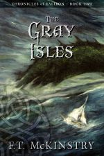 Cover Art, The Gray Isles